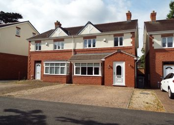 Thumbnail 3 bed property to rent in South Street, Atherstone