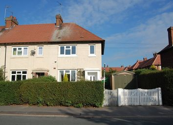 Thumbnail 2 bed end terrace house to rent in Marlowe Court, Caxton Street, Derby