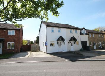 Thumbnail 2 bedroom semi-detached house for sale in Wavell Close, North Yate, Bristol
