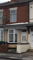 Thumbnail 3 bed terraced house for sale in St Pauls Raod, Smethwick
