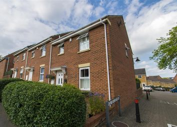 Thumbnail 3 bed end terrace house for sale in Wright Way, Stoke Park, Bristol