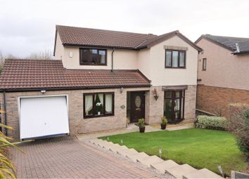Thumbnail 4 bed detached house for sale in Longmeadow Lane Heysham, Morecambe