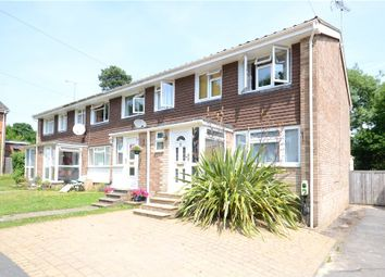 Thumbnail 3 bedroom end terrace house for sale in White Cottage Close, Farnham, Surrey
