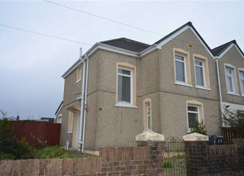 Thumbnail 3 bed semi-detached house to rent in Heol Bonymaen, Pant, Merthyr Tydfil