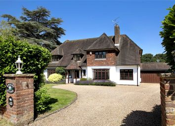 Thumbnail 4 bed detached house for sale in Camp Road, Gerrards Cross