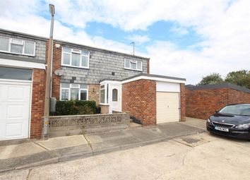 Thumbnail 3 bedroom end terrace house for sale in Othello Close, Colchester, Essex