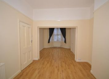 Thumbnail 3 bed property to rent in Gladstone Avenue, Manor Park, London