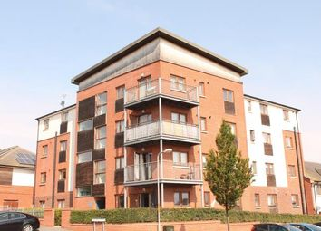 Thumbnail 1 bed flat for sale in Hawkins Avenue, Gravesend, Kent