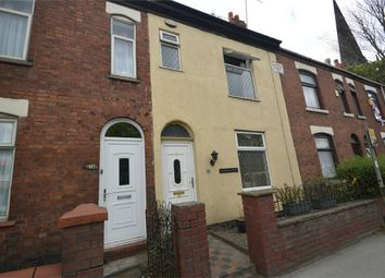 Thumbnail 2 bed terraced house for sale in Buxton Road, Heaviley, Stockport, Cheshire