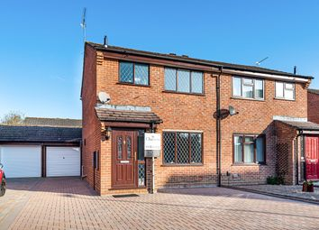 Thumbnail Semi-detached house for sale in Tadburn Road, Romsey, Hampshire