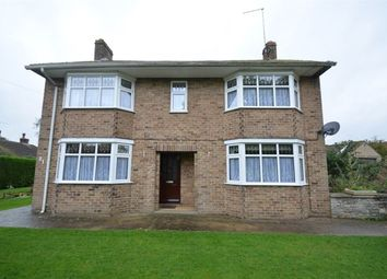 Thumbnail 4 bed property to rent in Castle End Road, Maxey, Peterborough