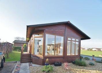 Thumbnail 2 bed mobile/park home for sale in Willow Grove Park, Sandy Lane, Preesall, Poulton-Le-Fylde