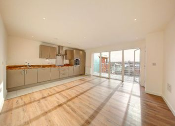 Thumbnail 1 bed flat to rent in Kingston Road, Wimbledon Chase