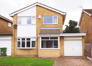 Thumbnail 3 bed detached house for sale in Larriston Place, Cramlington