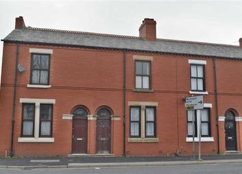 Thumbnail 3 bedroom terraced house to rent in Chapel Street, Leigh, Lancashire