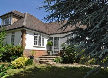 Thumbnail 2 bed detached bungalow for sale in Larkfield Road, Farnham, Surrey