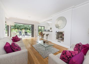 Thumbnail 6 bed detached house to rent in Clare Lawn Avenue, London