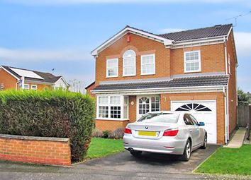 Thumbnail 4 bed detached house to rent in Kindlewood Drive, Chilwell, Nottingham