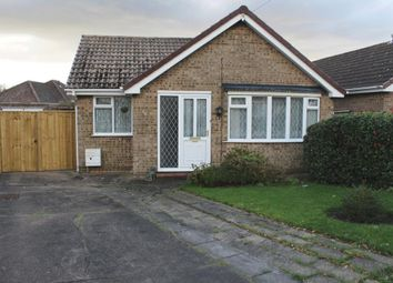 Thumbnail 3 bed bungalow for sale in High Thorpe Crescent, Cleethorpes
