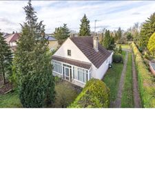 Thumbnail 3 bed detached bungalow to rent in Newmarket Road, Bury St. Edmunds