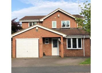 Thumbnail 4 bed detached house to rent in Daytona Drive, Meriden, Village Of Millisons Wood, Coventry, West Midlands
