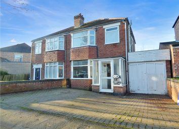 Thumbnail 3 bedroom semi-detached house for sale in Braemar Road, Leamington Spa, Warwickshire
