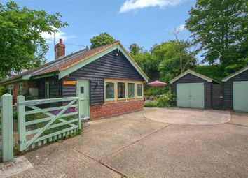 Thumbnail 3 bed bungalow for sale in School Lane, Easton, Woodbridge