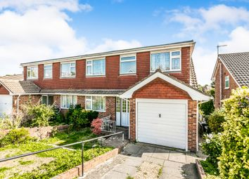 Thumbnail 5 bed semi-detached house for sale in Westdene Drive, Brighton