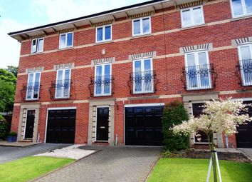 Thumbnail 4 bed town house for sale in Hedingham Close, Macclesfield