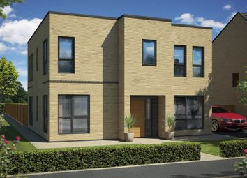 "Thumbnail 4 bed detached house for sale in ""The Hickory"" at Mount Ridge, Birtley, Chester Le Street"