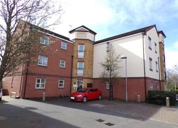 Thumbnail 2 bedroom flat for sale in Manorhouse Close, Walsall, .