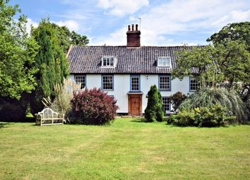 Thumbnail 5 bedroom detached house for sale in Thorpe Road, Haddiscoe, Norwich
