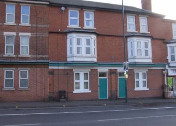 Thumbnail 1 bed flat to rent in Flat 3 213A, Ilkeston Road, Nottingham