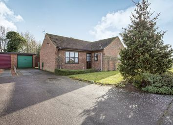 Thumbnail 2 bed detached bungalow for sale in Brewsters, East Harling, Norwich