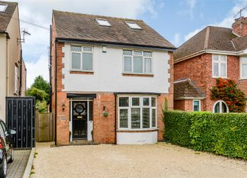 Thumbnail 4 bed detached house for sale in Shottery Road, Stratford Upon Avon, Warwickshire