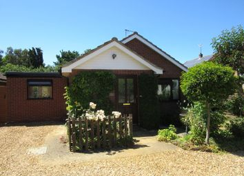 Thumbnail 3 bed detached bungalow to rent in Chequers Rd, Grimston