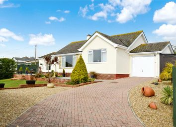 Thumbnail 3 bed detached bungalow for sale in Ashleigh Drive, Teignmouth, Devon