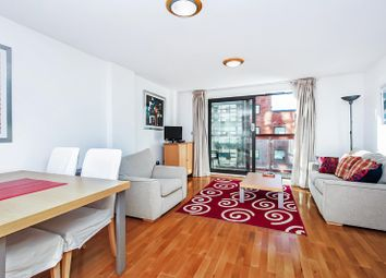 Thumbnail 2 bedroom flat to rent in Montaigne Close, London