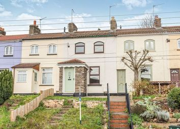 Thumbnail 2 bed terraced house for sale in Eirene Terrace, Pill, Bristol