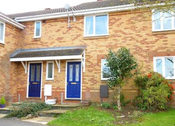 Thumbnail 2 bed terraced house to rent in Sandringham Close, Wellingborough