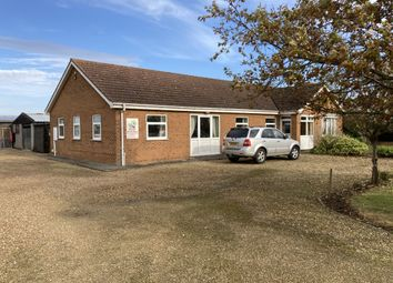Thumbnail 4 bed detached bungalow for sale in Woad Lane, Long Sutton, Spalding