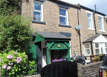 Thumbnail 4 bed terraced house for sale in Cottage Lane, Glossop, Derbyshire