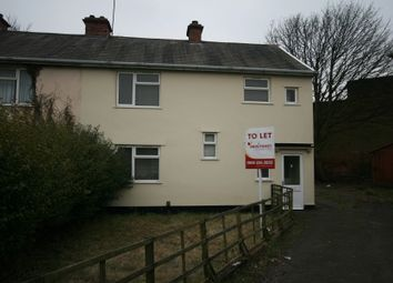 Thumbnail 3 bed semi-detached house to rent in Temple Road, Willenhall