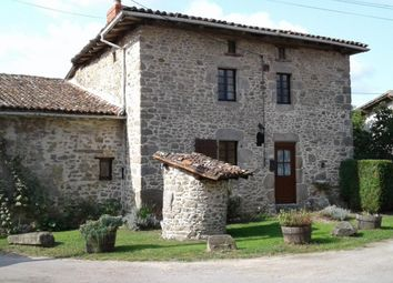 Thumbnail 3 bed property for sale in Poitou-Charentes, Charente, Montrollet