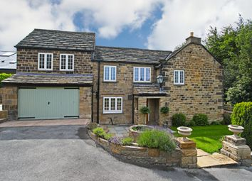Thumbnail 4 bed cottage for sale in Hill Top Road, Newmillerdam, Wakefield