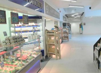 Thumbnail Retail premises to let in Stalls Within, Idlewells Market, Sutton In Ashfield, Notts.