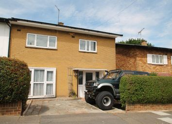 Thumbnail 3 bed end terrace house for sale in Tudor Crescent, Ilford