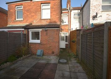 Thumbnail 2 bed terraced house to rent in Sydney Road, Shirley, Southampton