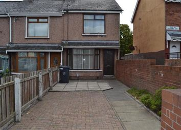 Thumbnail 2 bedroom end terrace house for sale in Brompton Park, Belfast