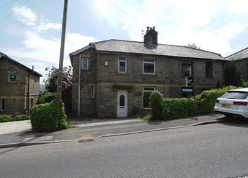 Thumbnail 3 bed semi-detached house for sale in Haslingden Old Road, Rawtenstall, Rossendale, Lancashire